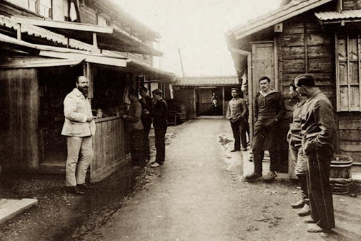 一战在日本战俘营中的德国战俘生活是怎样的?一组照片揭秘真相
