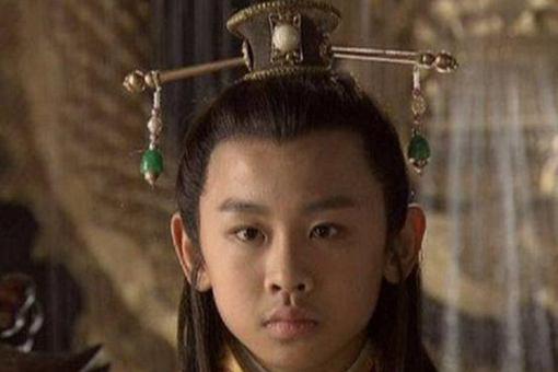 李渊成为皇帝之后,杨侑的