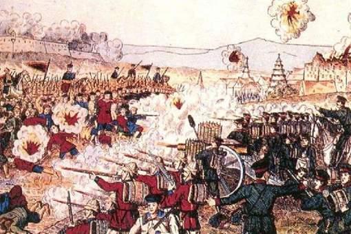 八国联军入侵清朝的时候为何没有国家帮助清朝?