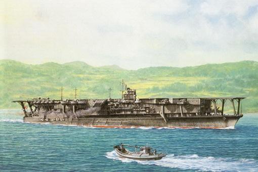 揭秘中途岛海战日本损失几艘航母
