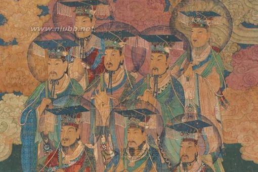 三皇五帝分别是谁?是历史人物还是神话人物?