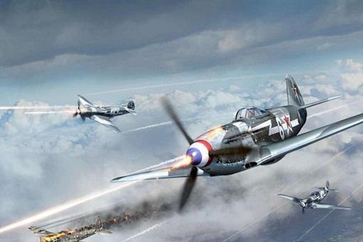 二战空战为何不射杀飞行员?为何又有人打破不射杀飞行员的规则?