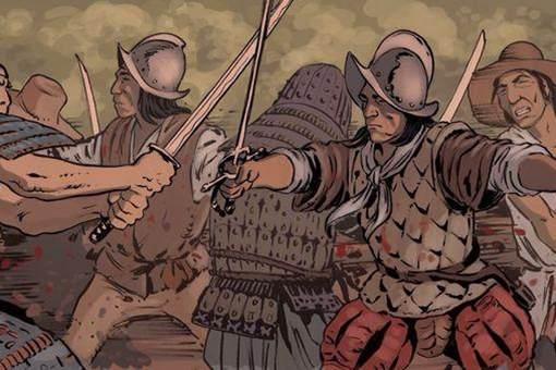 卡加延战役是怎样的?西班牙征服者与倭寇之间的大比拼