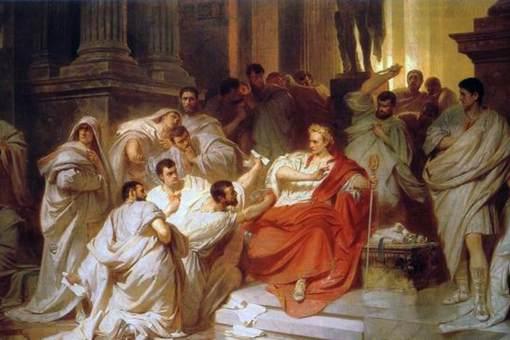 凯撒大帝的死意味着什么?元老院贵族们的后果是怎么样的?