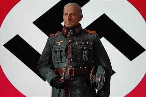 曼施坦因计划是什么计划?曼施坦因是如何晋升为陆军元帅的?