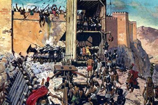 马萨达战役是怎样的?马萨达战役有什么影响?