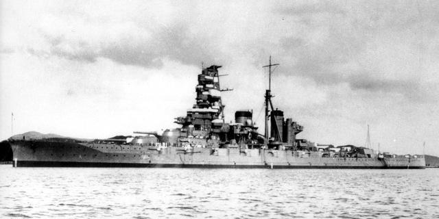 日本二战期间有哪些战列舰?日本二战主力战列舰简介