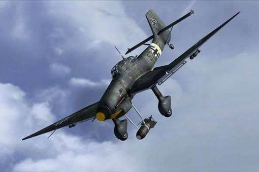 俯冲轰炸的历史为何那么短?历史上有哪些著名的俯冲式轰炸
