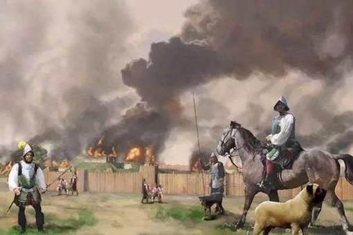 阿劳卡尼亚战争是怎样的?马普切的领导人加尔瓦里诺结局是