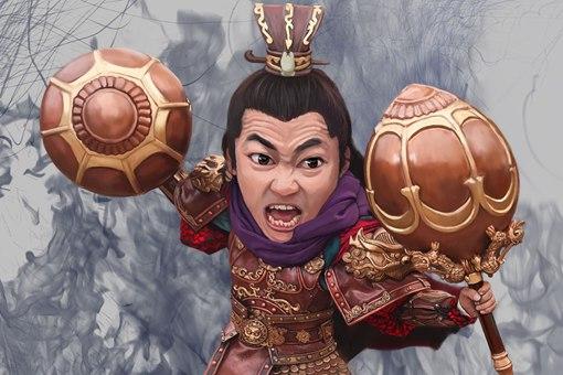 隋唐十八好汉只有三位真实人物,其他全是虚构出来的?