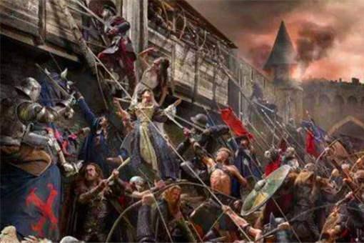 英法百年战争为何法国能够做到反败为胜?