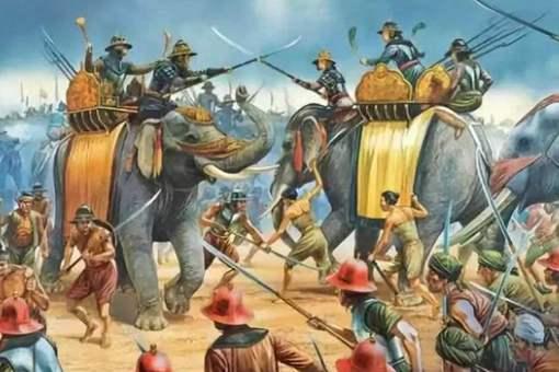 古代战争中的战象有多厉害?战象作战有什么优势?