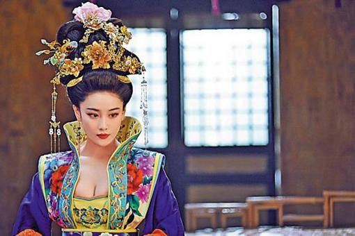 唐高宗李治的嫔妃萧淑妃逝