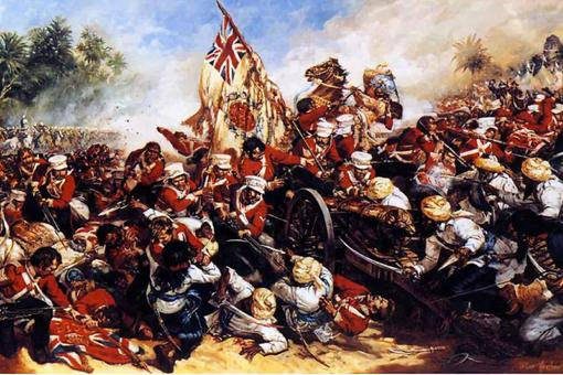 鸦片战争清朝军队与英国军队作战是一种什么感觉?