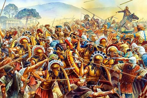 波希战争为何强大的波斯接二连三的败给了希腊?