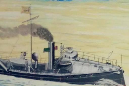 日本战舰吉野号最后是如何沉没的?结局是怎样的?