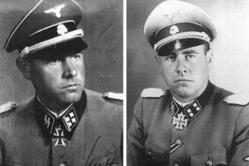 """纳粹德国党卫军第十二""""青年团师""""首任师长维特是怎么死的"""