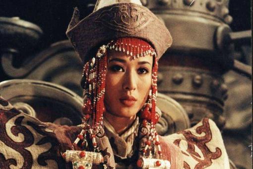 合答安已经四十岁了还是个寡妇,为何成吉思汗还要娶她?