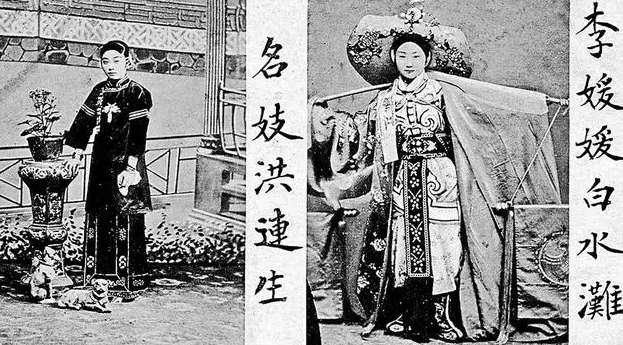 """清朝的名妓长什么样?看看故宫收藏的""""艳榜""""就知晓了"""