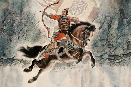 赵武灵王本有机会重挫秦国,却错过关键契机