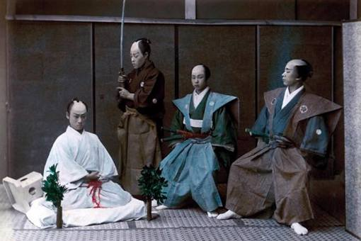 日本切腹自尽很容易吗?真正做到的有几人?