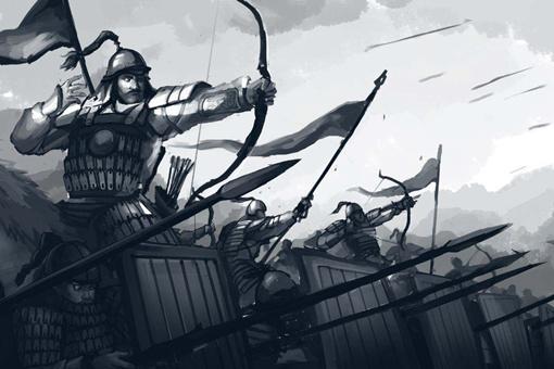 崤之战,历史上第一场伏击战前后经过及结果