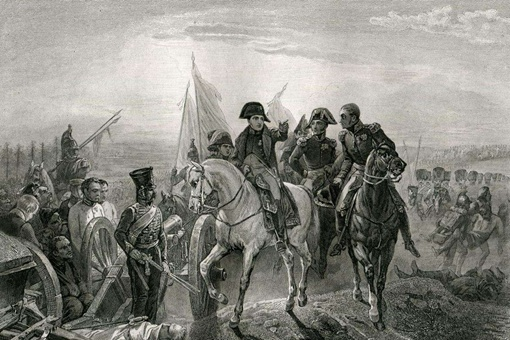 弗里德兰战役奠定了拿破仑欧洲霸主的地位
