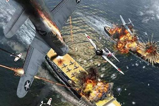 """SBD""""无畏""""俯冲轰炸机有多厉害?在中途岛战役中表现有多优"""