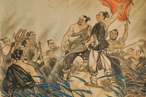 陈胜吴广真的是农明吗?陈胜吴广的真实身份是什么?