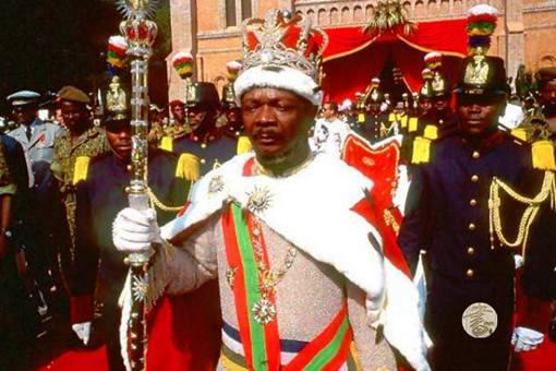 中非共和国改名为中非帝国