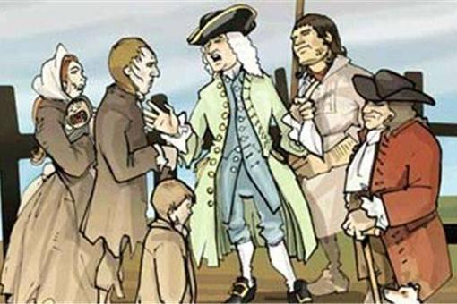 什么是英国圈地运动?英国农民是如歌反抗圈地运动的?