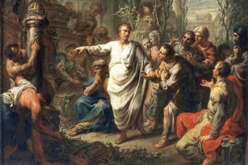 古罗马整治下西塞罗是一个怎样的人?西塞罗的演说能力有多