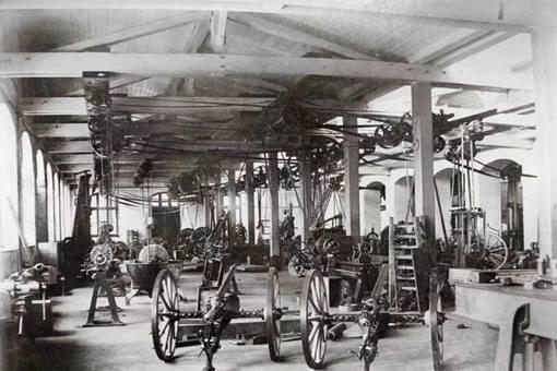 东三省兵工厂是如何发展起来的?为何说东三省兵工厂是赌来