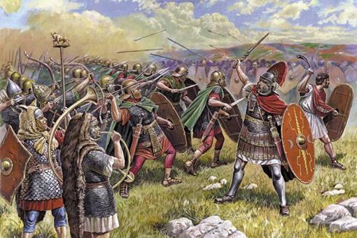 第二次米特拉达梯战争是怎样的?古罗马疯狂扩张的背后有什