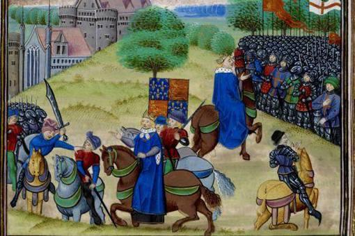英国中世纪农民起义是怎样的?揭秘英国瓦特·泰勒农民起义