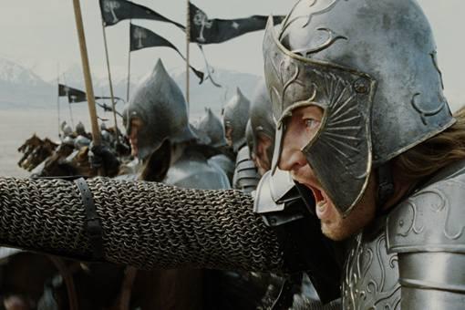 古代骑兵战斗力非常强大,为何步兵作战的时候不去砍伤马腿