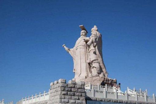 汉武帝为什么选择金日磾为托孤大臣?金日磾是一个怎样的人?