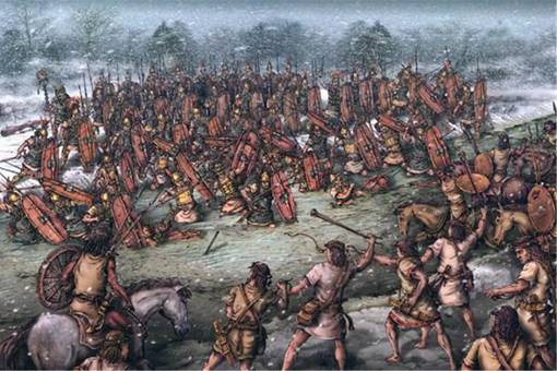 特雷比亚河之战是怎样的?揭秘迦太基与古罗马之间的宿命之战