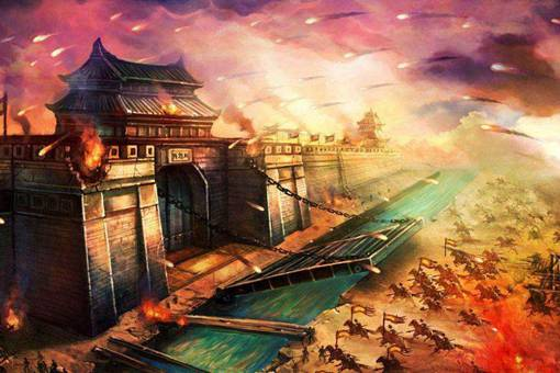 香积寺大战是怎样的?揭秘
