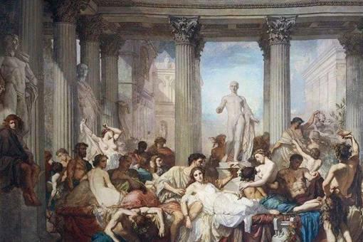 详解古罗马四帝之年(3),吃货维特里乌斯怎么发家的?