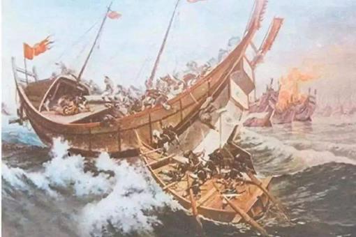 白江口之战是怎样的?揭秘