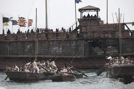 白江口之战是怎样的?揭秘白江口之战