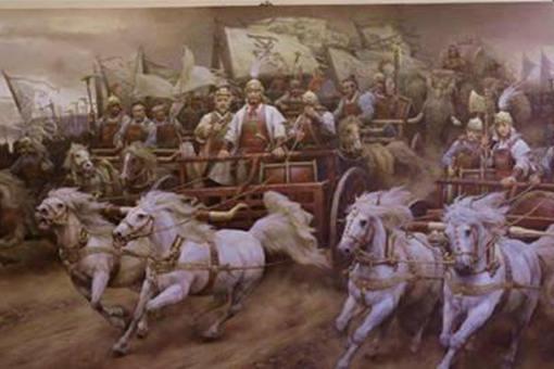 商朝大战雅利安人是怎么回事?商超时期有抵御过雅利安人入侵吗?