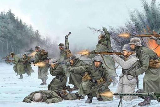 中国能打过二战德国吗?二战时期中国与德国对打能有胜算吗?