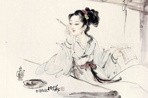 李清照真的用一首诗气死了丈夫赵明诚?