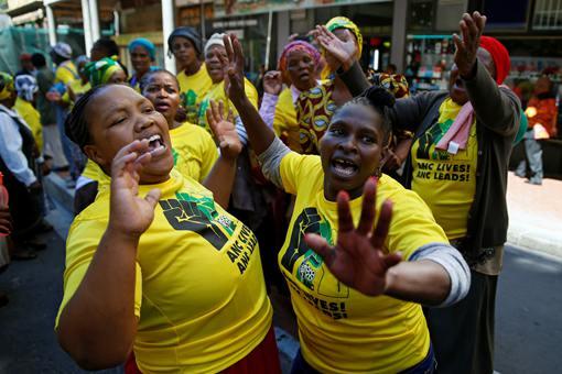 南非非洲人国民大会正式成