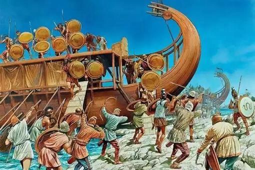 最早的海洋文明是哪一个文明?揭秘最早的海洋文明腓尼基文明