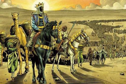 马里王国国王曼萨.穆萨为何会成为人类历史上最富有的国王?