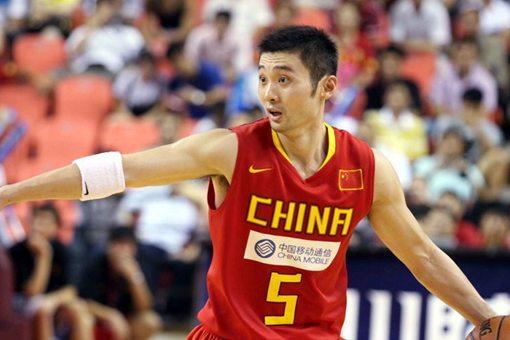 中国篮球运动员刘炜出生