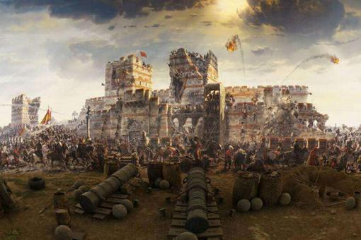 君士坦丁堡是怎么陷落的?揭秘君士坦丁堡陷落的悲壮